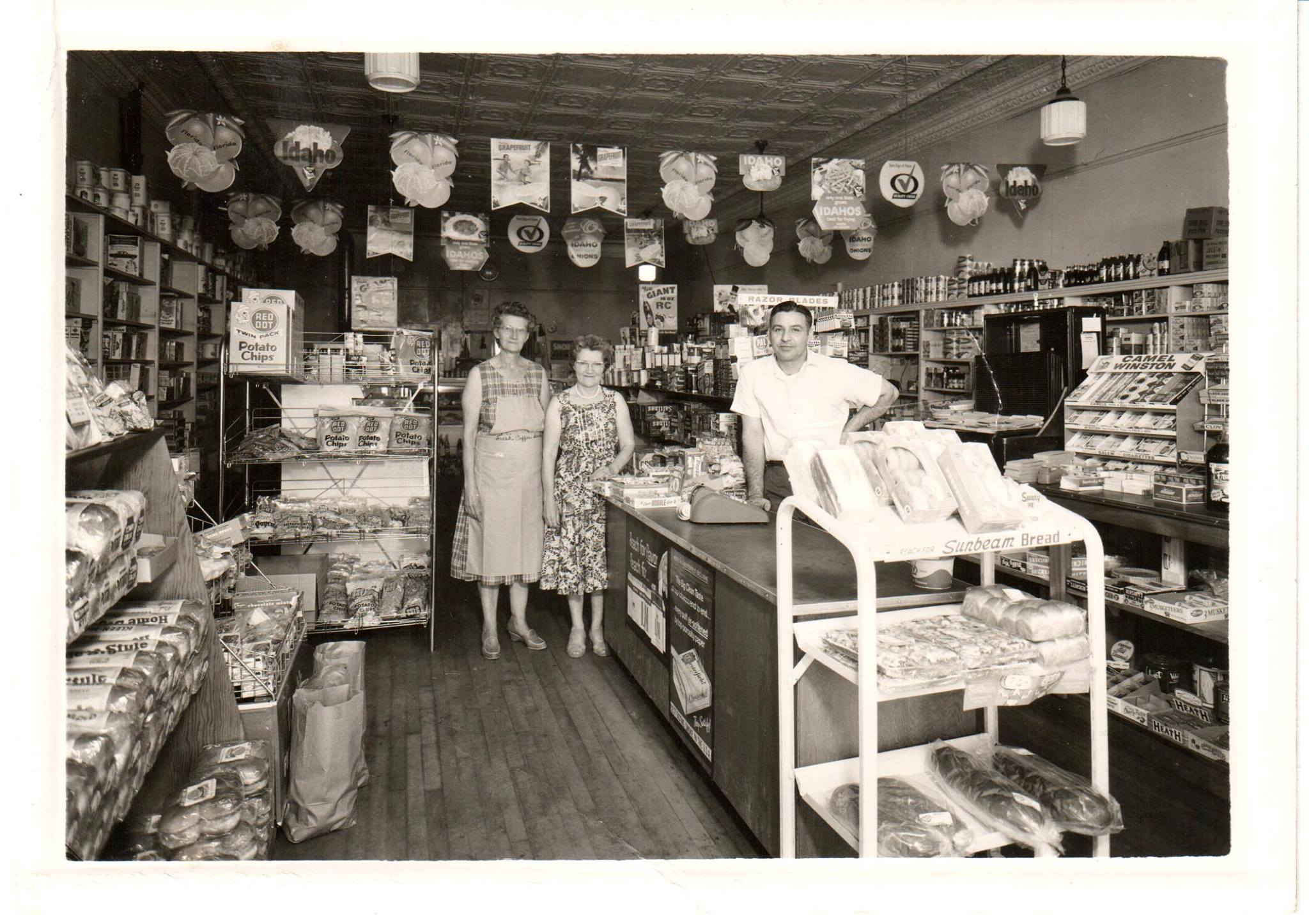 Howard Bushaw grocery
