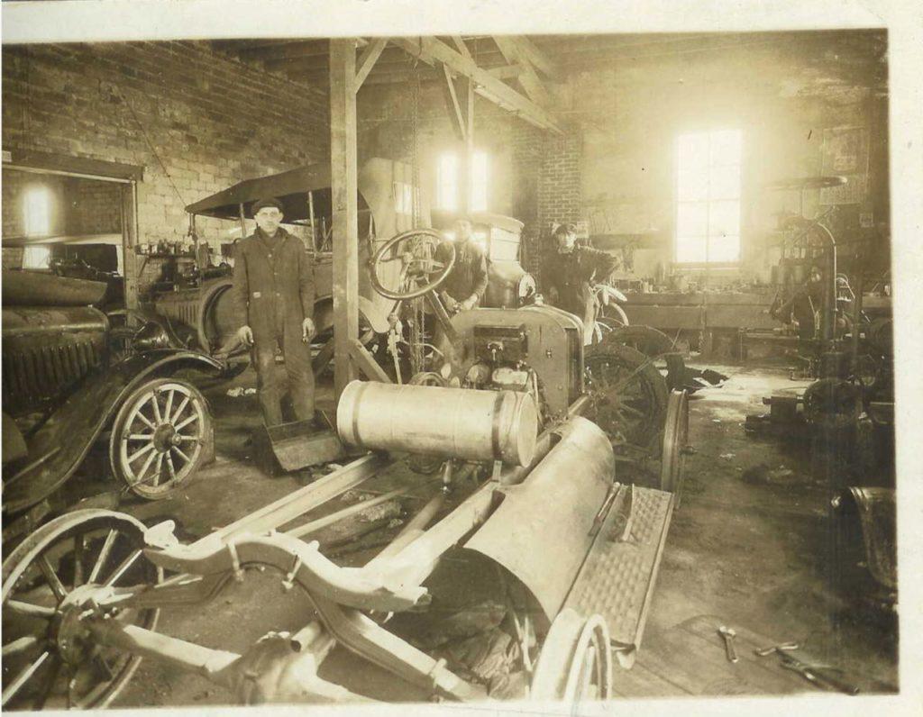 Kuhlman Auto Business– established 1922