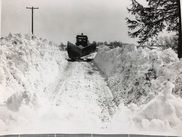 The March Blizzards of 1959